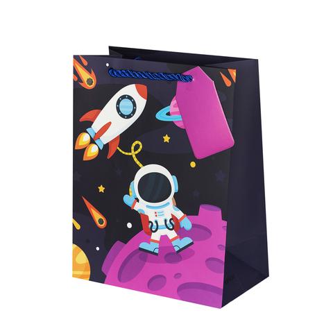 Пакет подарочный Space 18*23*10 3