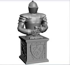 Силиконовый молд  № 1 ( серия Шахматы Рыцари)  по штучно
