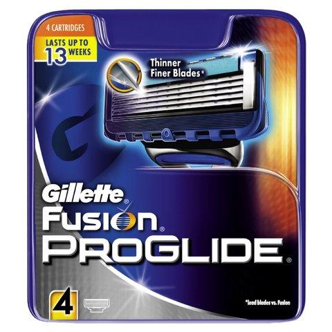 Кассеты Gillette Fusion ProGlide 4 шт