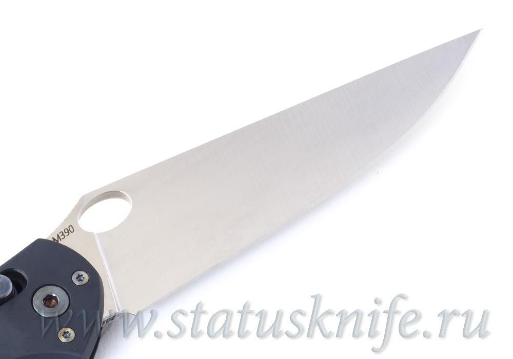 Нож Чебуркова Ворон M390 Axis-Lock - фотография