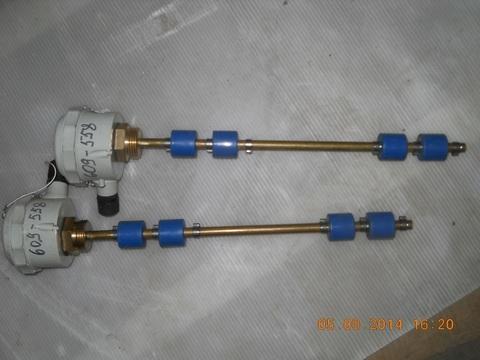 Датчик уровня топлива / SWITCH FLOAT 4POS АРТ: 609-558
