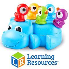 Брэнд Learning Resources Бегемотик Генри