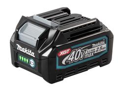 Аккумуляторная сабельная пила XGT® Makita JR001GZ с аккумулятором и зарядным устройством