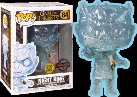 Фигурка Funko Pop! TV: Game of Thrones - Night King (GitD) (Excl. to HBO)
