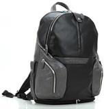 Рюкзак Piquadro COLEOS черный из кожи (CA2943OS/N)