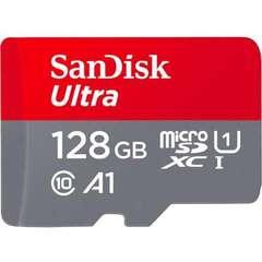 Карта памяти 128GB SanDisk microSDXC Class 10 Ultra UHS-I A1