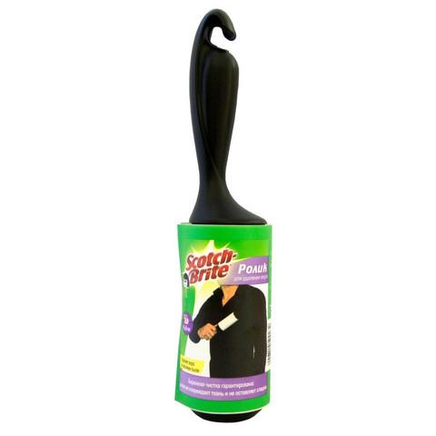 Ролик для чистки одежды 3М Scotch-Brite универсальный 30 листов