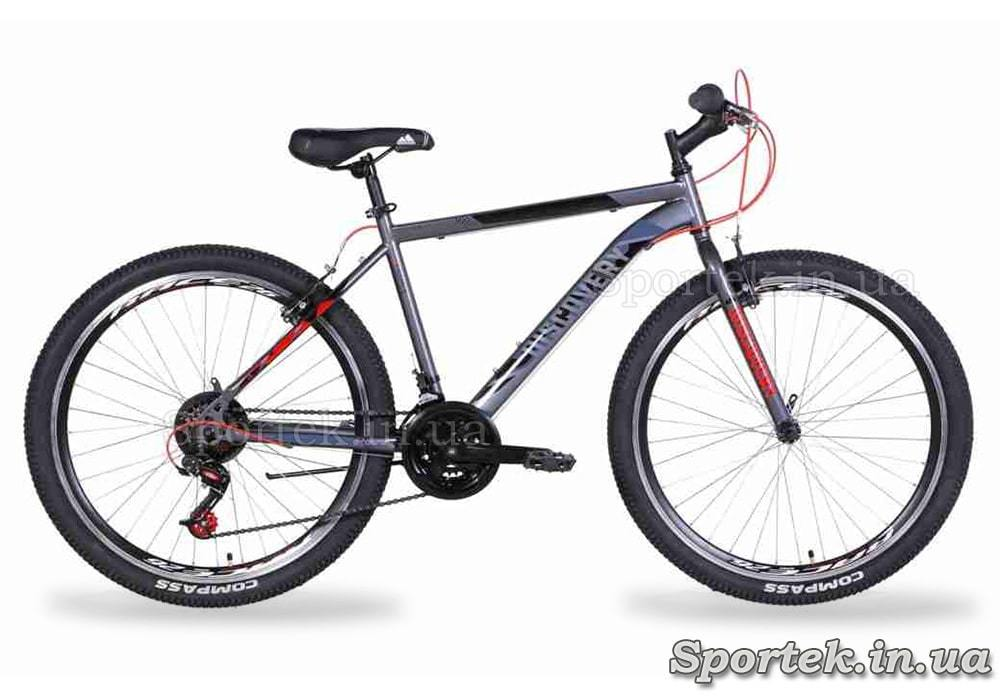 Міський велосипед Discovery Attack Vbr 2021 колеса 26, рама 18