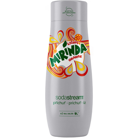 Сироп Sodastream MIRINDA LIGHT 440 мл