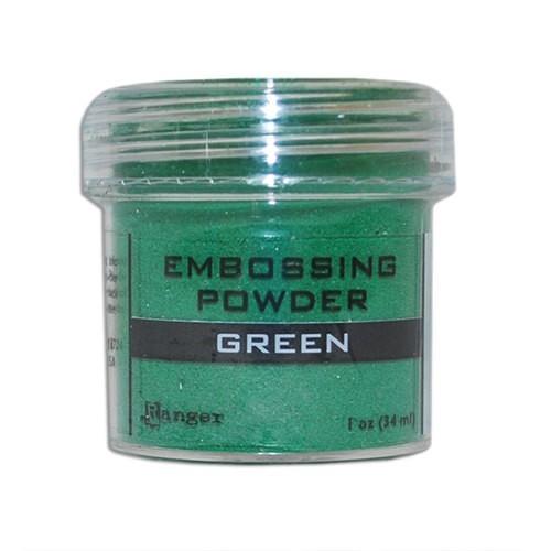 Пудра для эмбоссинга Ranger Ink- GREEN