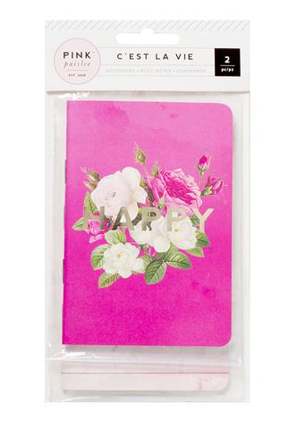 Блокнот для записей  C'est La Vie от Pink Paislee