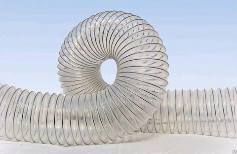 Воздуховод Tex PVC 500, D160 мм (1 метр) из ПВХ (поливинилхлорида)