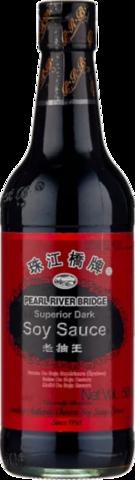 Соус Pearl River Bridge Соевый темный, 500 мл