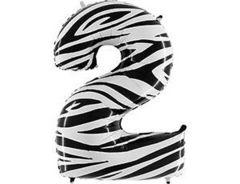 Г Цифра 2, Zebra (Зебра), 40