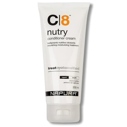 NAPURA Nutry C8 Крем-кондиционер для волос 200 мл купить за 2300руб
