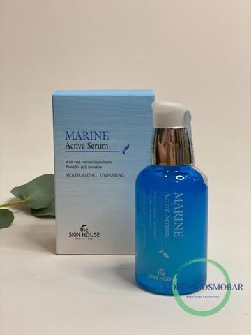 The Skin House Сыворотка интенсивно увлажняющая - Marine active serum, 50мл