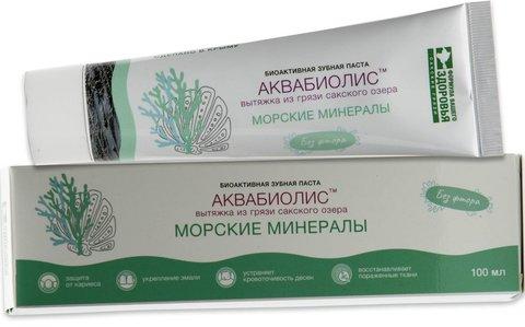 Зубная паста «Морские минералы»™Формула Здоровья