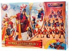 Армия солдатиков «Римская Империя»