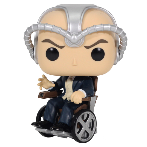 Фигурка Funko POP! Bobble: Marvel: X-Men: Professor X (Cerebro) (Exc) 52243