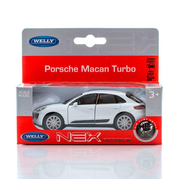 Машинка-игрушка Porsche Macan Turbo