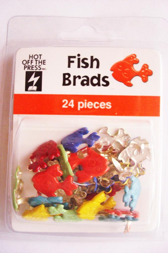 Брадс «Рыбки» набор