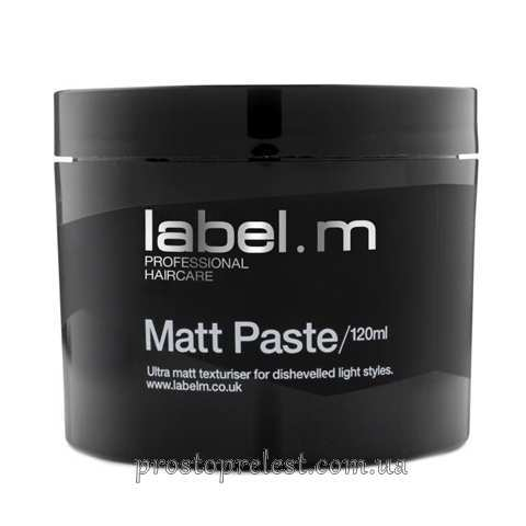 Label.M Matt Paste - Паста матова