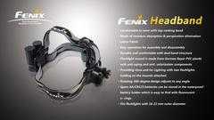 Крепление для фонарей на голову Fenix Headband