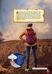 Volcanoes (Discover Our Amazing World) Reader with cross-platform application. Книга для чтения