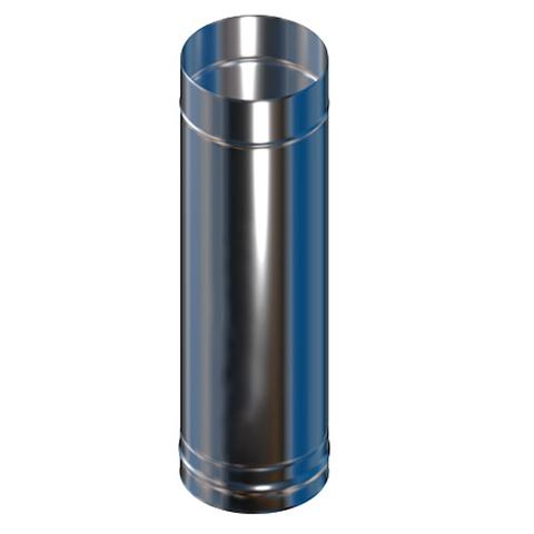 Труба моно d150мм 1,0м (430/1,0мм) ПИК