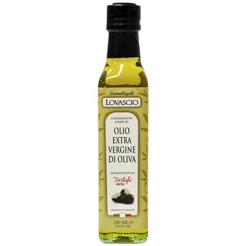 Масло оливковое EV с Чёрным Трюфелем  Lovascio  100% Italiano  250 мл