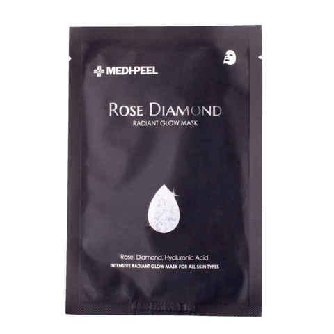 MEDI-PEEL Rose Diamond Mask (25ml) Маска для сияния кожи с бриллиантовой крошкой