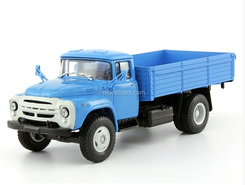 ZIL-130 board light blue Ultra Models 1:43