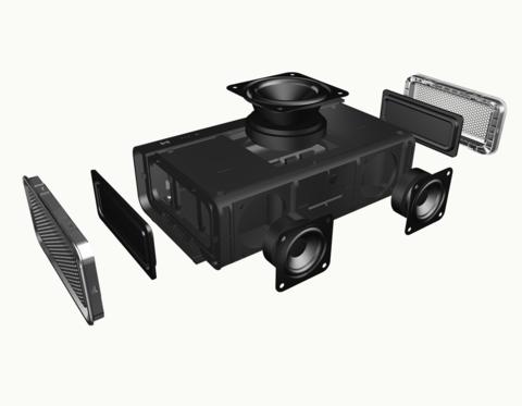 Creative Sound Blaster Roar SR20