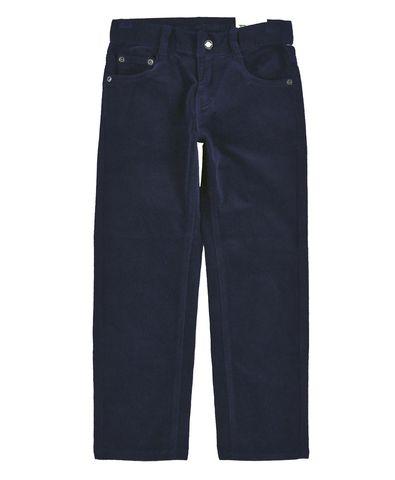 Вельветовые брюки для мальчика 320144/903/290