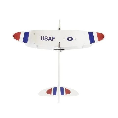 Игрушка самолетик с USB