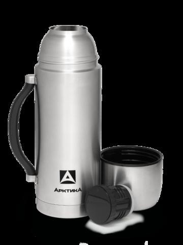 Термос Арктика (0,7 литра) с узким горлом, стальной