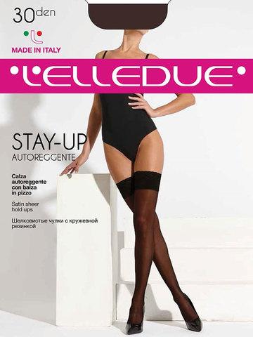 Чулки Stay-Up 30 Autoreggente Elledue