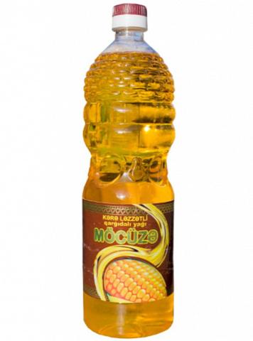 Qarğıdalı yağı \ Кукурузное масло \ Corn oil Möcüzə 1 L