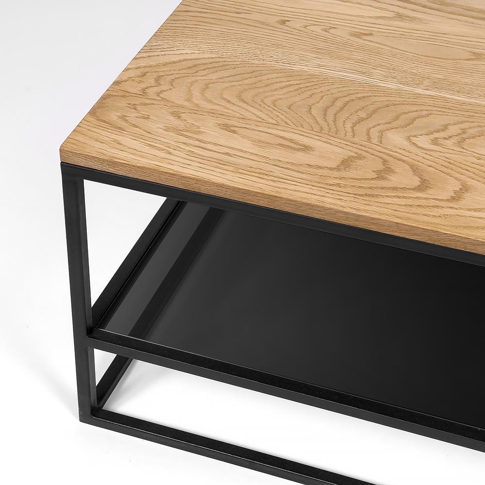 Столик Intelligent design London twin black черный - вид 2