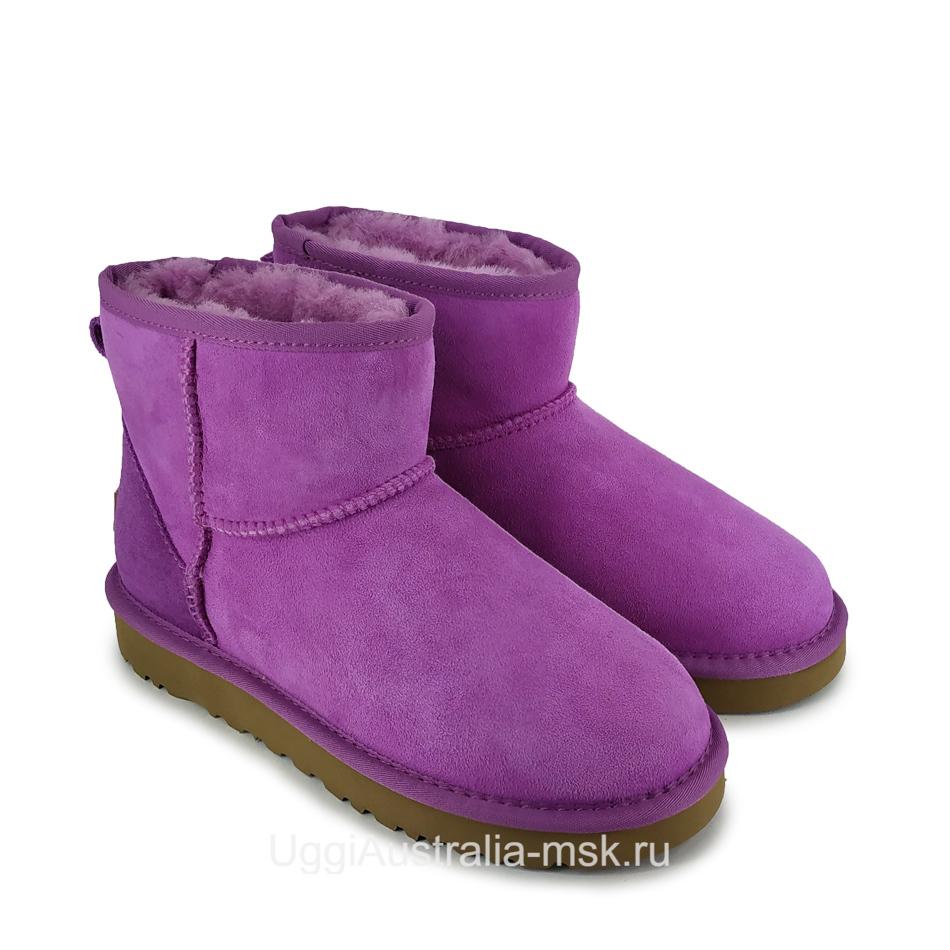 UGG Classic Mini II Violet