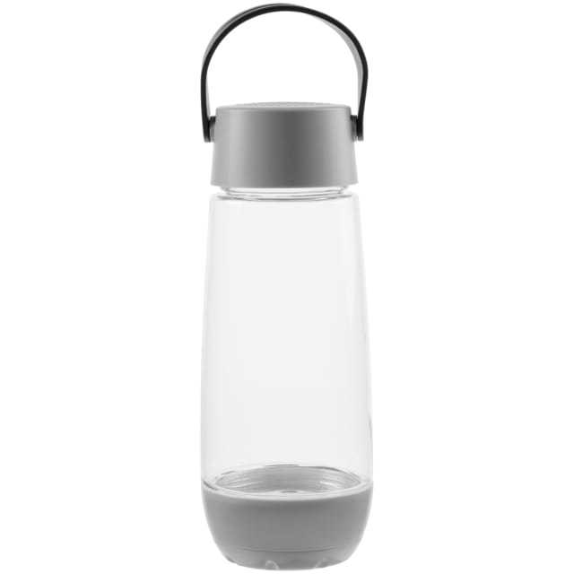 Torsta Travel Bottle with Bluetooth Speaker and Light