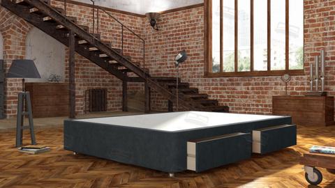 Кровать Mr.Mattress  Site Box с ящиками