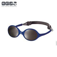 Очки солнцезащитные детские Ki ET LA Diabola 0-18 мес. Royal Blue (синий)