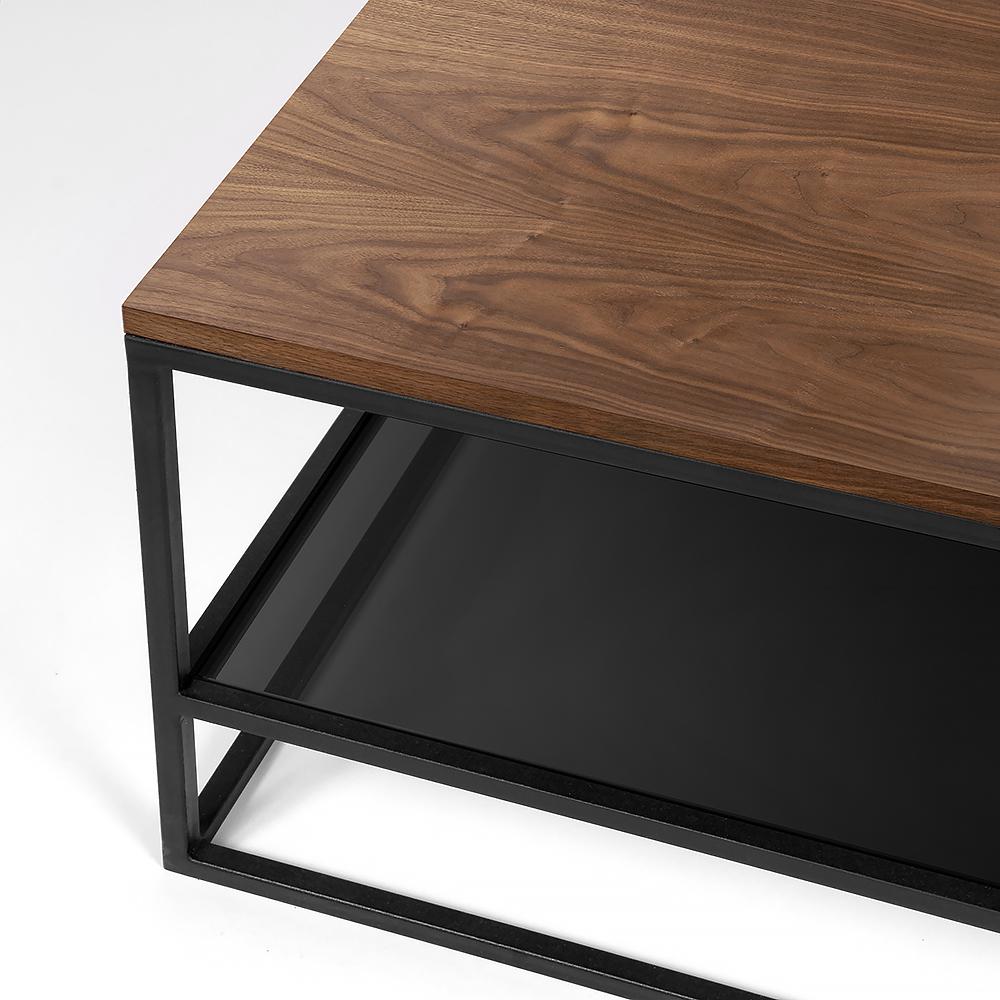 Столик Intelligent design London twin black черный - вид 6