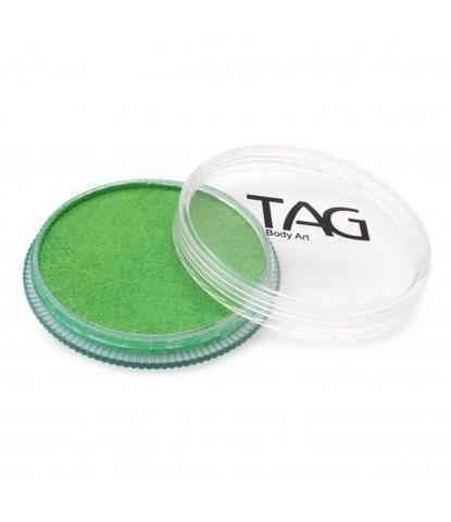 Аквагрим TAG 32гр перламутровый лайм