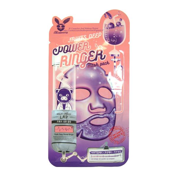 Тканевые Маска тканевая для лица ELIZAVECCA фруктовая FRUITS DEEP POWER RINGER MASK PACK 23мл Elizavecca_Fruits_Deep_Power_Ringer_Mask_Pack.jpg
