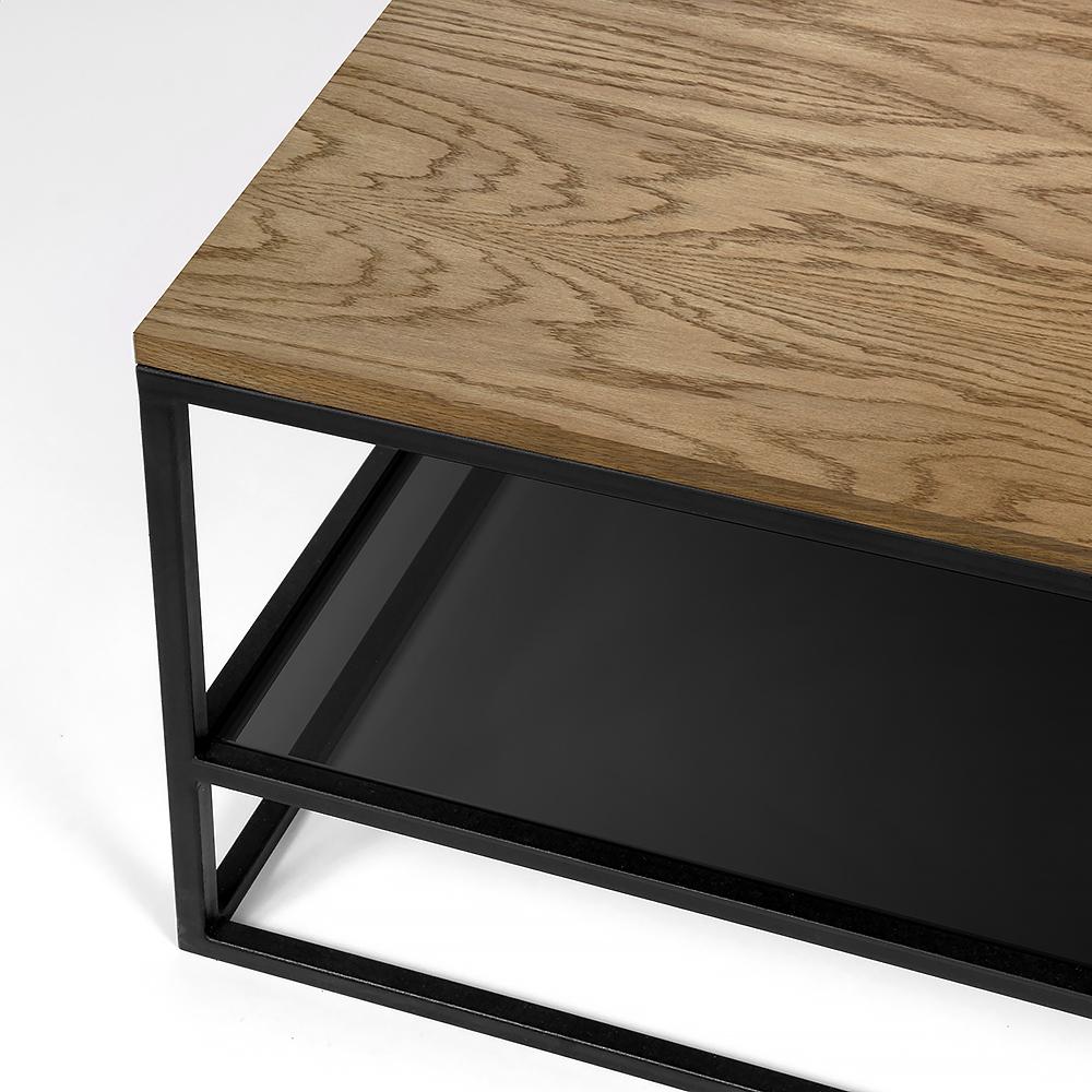 Столик Intelligent design London twin black черный - вид 4