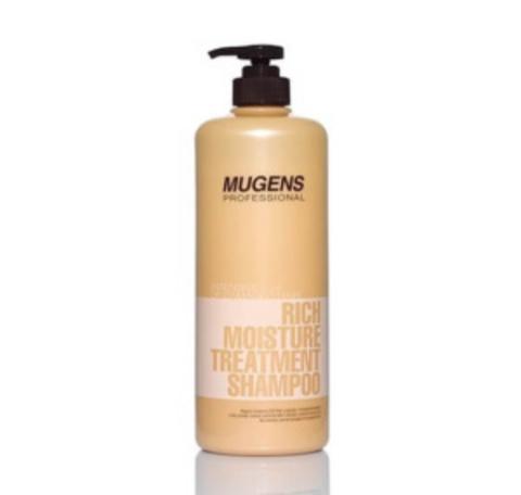 Welcos Mugens Rich Moisture Treatment Shampoo шампунь для волос увлажняющий