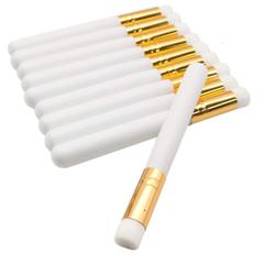 Кисть для мытья ресниц и пилинга бровей
