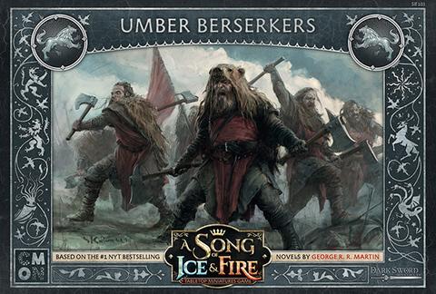 Песнь льда и огня: Берсерки Амберов